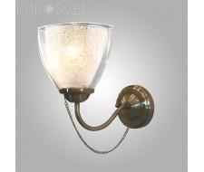 Настенные светильники Бра 60047/1 античная бронза