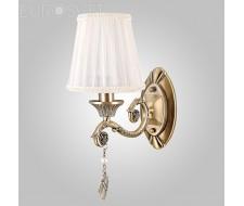 Настенные светильники Бра 60042/1 античная бронза