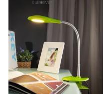 Настольные лампы Настольная лампа 90198/1 зеленый