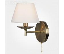 Настенные светильники Бра 60060/1 античная бронза