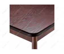 Стол деревянный Амато орех