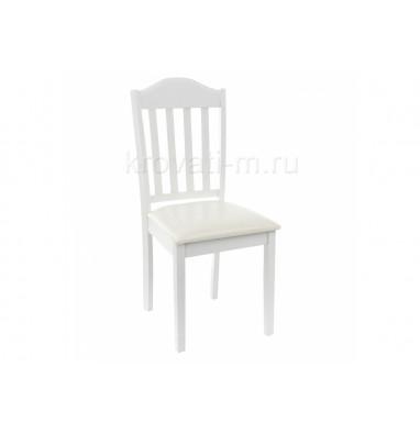 Стул деревянный Стул Midea white