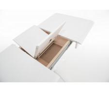 Стол Фабрицио мини 900 - Тон 9 (Эмаль белая)