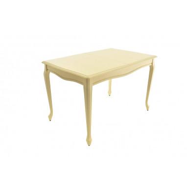 Стол раздвижной Кабриоль (1400*800), Тон 10 (Слоновая кость)