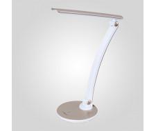 Светодиодная настольная лампа 90199/1 золотой