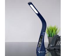 Светодиодная настольная лампа Elara синий (TL90220)