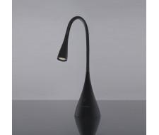 Светодиодный настольный светильник Lola черный матовый (TL80990)