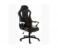 Компьютерное кресло Leon черное / белое