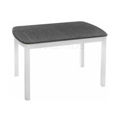 Стол Carbi серый / белый