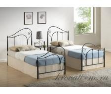 """Кровать """"Дуэт"""" 8033-H (левая)+(правая)"""