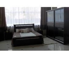 Кровать Роберта 3955-WSR-BW 160х200