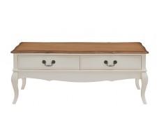 """Журнальный столик c 2-мя ящиками (прямоугольный) """"Florence"""""""