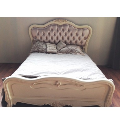 """Кровать """"Милано"""" высокое изножье 1845"""