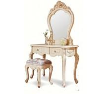 """Туалетный столик  """"Милано"""" с зеркалом БЕЗ БАНКЕТКИ 1850"""