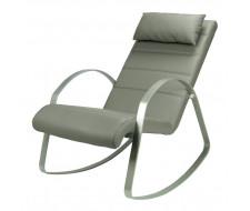 Кресло-качалка MK-5513-GR Серый