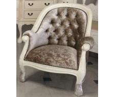 Кресло 2472 Бежевый велюр