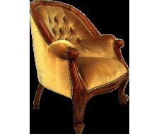 Кресло 2472 Итальянский орех