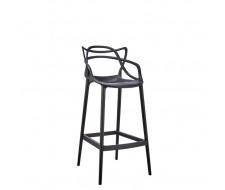 Барный стул MK-6713-BB Черный