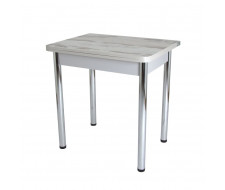 Стол обеденный ЛС-831 (Античн. глянец 15808,категория 3/ ноги Хром)