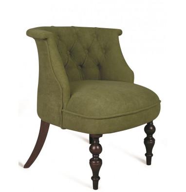 Кресло Бархат (темный тон / G09 - малахит)