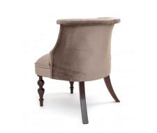 Кресло Бархат (темный тон / 15 - коричневый)