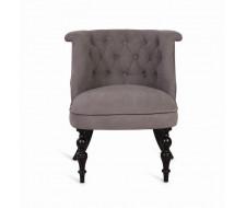Кресло Бархат (венге / RS15 - серый)