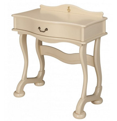 "Стол туалетный ""Джульетта"" (дуб шампань) Вис"
