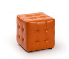 Пуф ПФ-1 (Парма-1/Оранжевый)