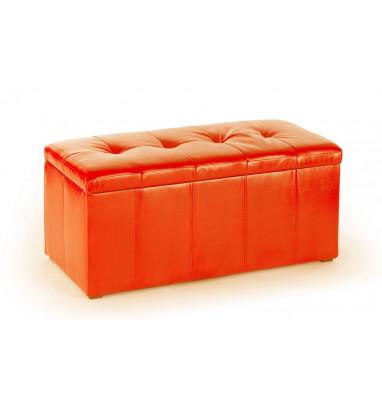 Пуф ПФ-3 (Оранжевый)