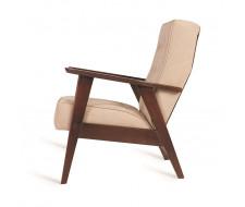 Кресло РЕТРО (темный тон / 03 - бежевый)