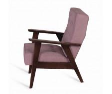 Кресло РЕТРО (темный тон / 08 - розовый)