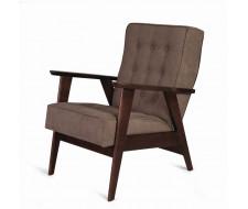 Кресло РЕТРО (темный тон / 05 - коричневый)