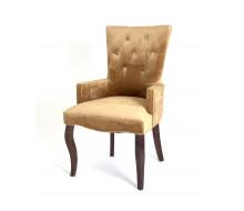 Кресло Виктория (темный тон / 5 - золото)