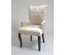 Кресло Виктория (темный тон / 30 - бежевый)