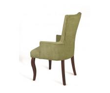 Кресло Виктория (темный тон / G09 - малахит)