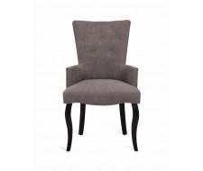 Кресло Виктория (венге / RS15 - серый)