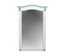 Зеркало Сильвия Мини (эмаль белая)