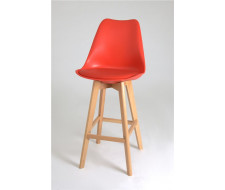 Барный стул 635-S/75 (RED-05)