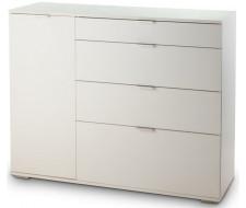 Комод НК-3 (Белый)