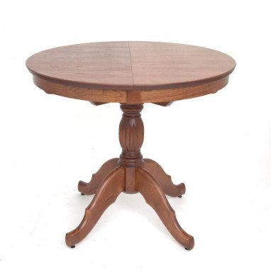 Стол обеденный Лилия-0090 (средний тон)