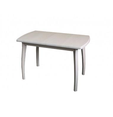Стол Надиа ПО + ноги № 2 (дуб беленый)