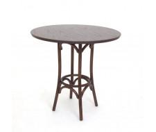 Стол обеденный Зальцбург-0080 (темный тон)
