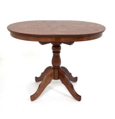 Стол обеденный Овальный-0110 (средний тон)