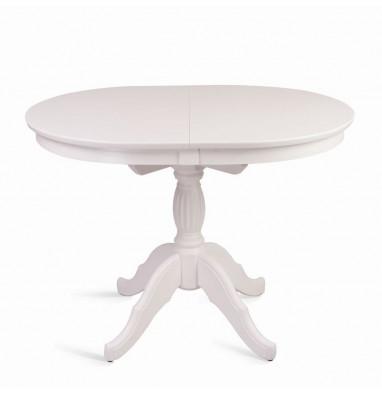 Стол обеденный Лилия-0110 (белая эмаль)