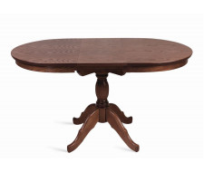Стол обеденный Лилия-0110 (средний тон)