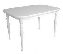 Стол обеденный Вальс-1200 (белая эмаль)