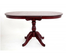 Стол обеденный Овальный-0110 (махагон)