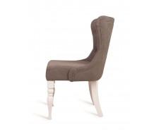 Кресло Вальс (эмаль белая / G21 - серый)