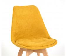 Стул PP-635-1 Milan Soft (G-100) Yellow