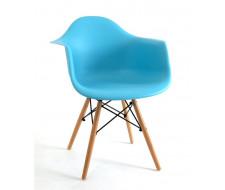 Стул пластиковый 620-PL (BLUE 52)